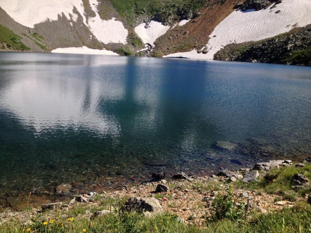 Радоновое озеро