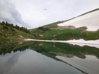 Кедровое озеро
